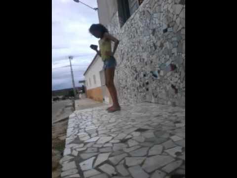 Menina dançarina