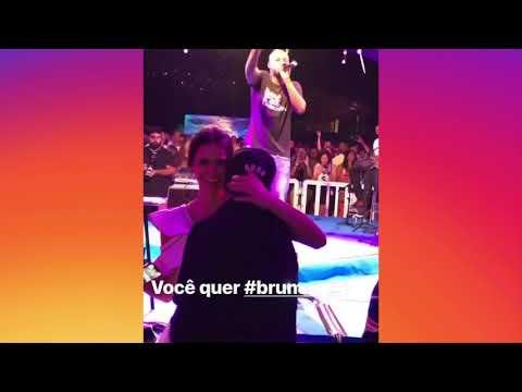 que gata Bruna Marquezine com Neimar dança funk SÓ QUER VRAU até o chão