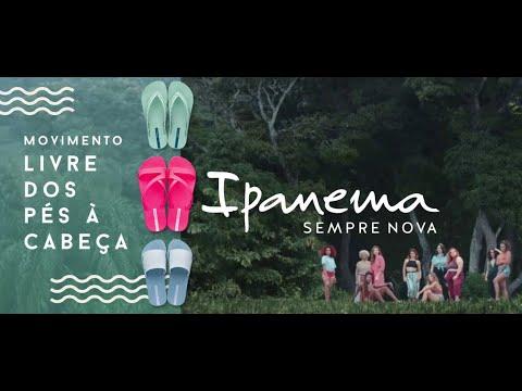 Ipanema e Anitta - LivreDosPésÀCabeça