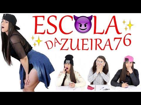 ESCOLA DA ZUEIRA 76 MC JUJU DANÇOU