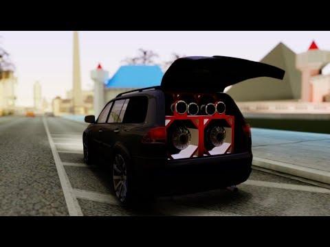MC MR Bim - Então fica de cabeça pra baixo Pajero Dakar Rebaixado Com Som GTA SA