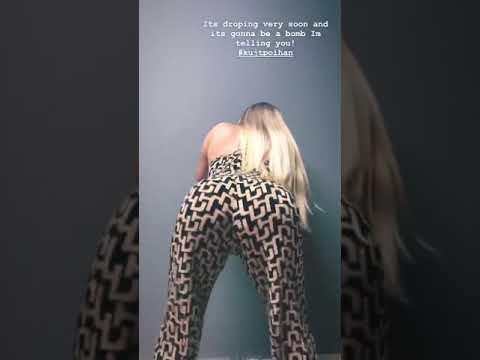 Enca twerk Hot ass booty dance