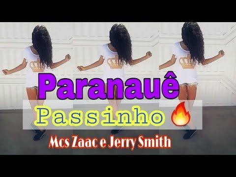 Paranauê - Mcs Zaac e Jerry Smith Passinho Vanessa Duarte