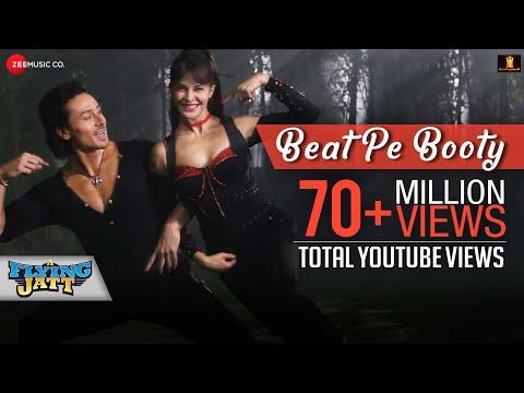 Beat Pe Booty - A Flying Jatt Tiger S Jacqueline F Sachin Jigar Vayu & Kanika Kapoor