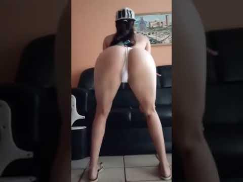 sexy thong twerk booty dance latina dancing NSFW twerk latina www patreon com latinas_do_funk