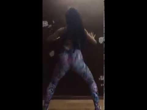 Booty dance twerk by Keat Mel My HB