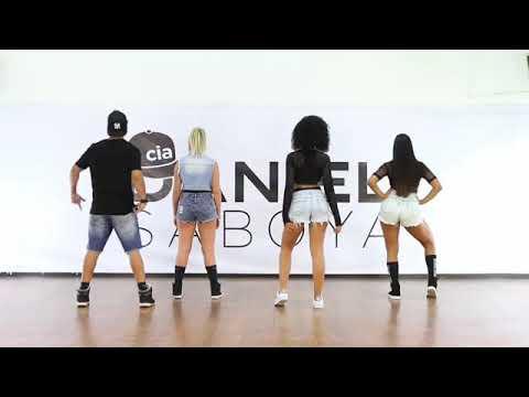 Abertura de pista com coreografia Fitdance & cia Daniel Saboya
