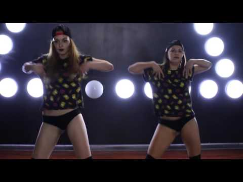 Natalie & Ksenia Twerk Booty Dance choreo Tropkillaz D RTY AUD O HAHAHA