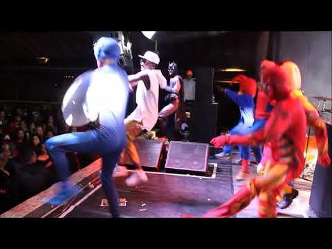 Baile do Pretinho - Jaguariúna SP Show - Liga dos Funkeiros