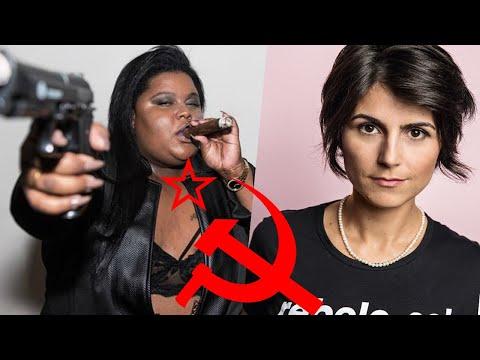 Funkeira MC Carol é pré-candidata a deputada estadual do Rio De Janeiro pelo PCdoB
