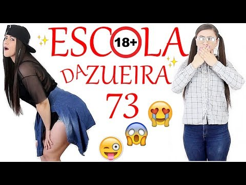 ESCOLA DA ZUEIRA 73 ENSINANDO A NERD A DANÇAR FUNK