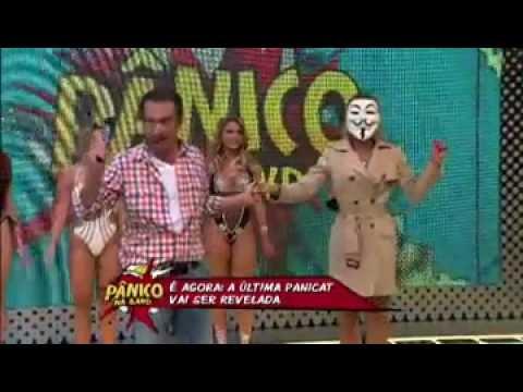 Conheça as Novas Panicats - Panico na Band
