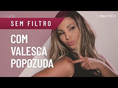 VALESCA POPOZUDA FICO NO BAILE ATÉ AS 9H DA MANHÃ SEM FILTRO
