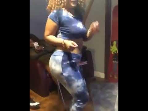 Nasty Twerk girls big booty shake 7