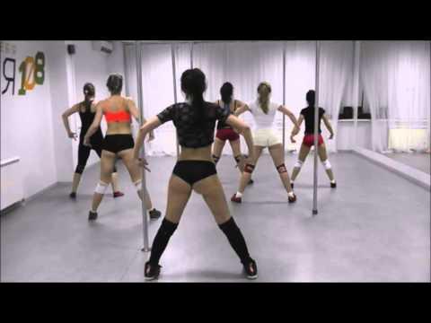 Twerk Booty dance by Kseniya MO & Sweet Girls