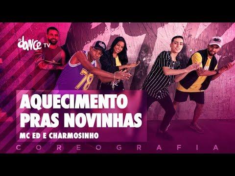 Aquecimento Pras Novinhas - MC Ed e Charmosinho FitDance TV Coreografia Dance Video