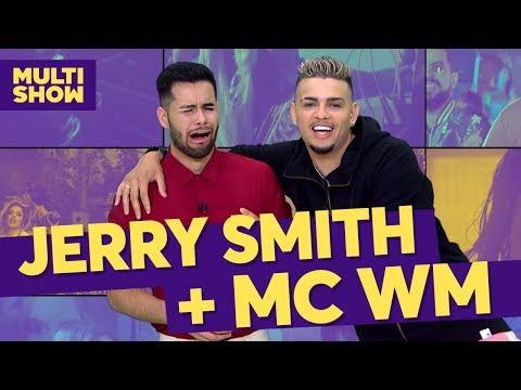 MC WM Jerry Smith TVZ Ao Vivo Música Multishow