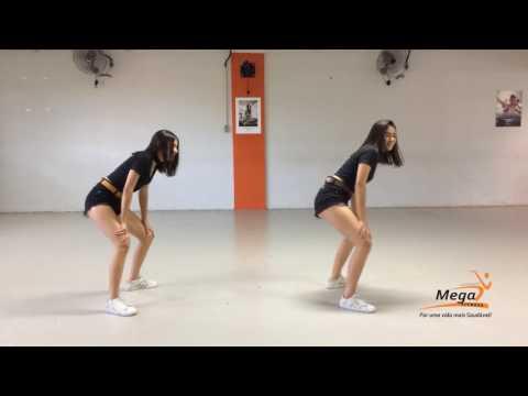 MC WM - Rabetania Coreografia Gêmeas com