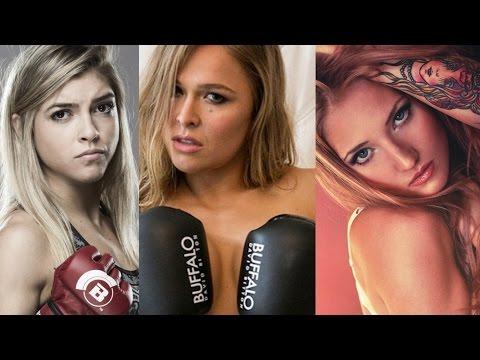 10 lutadoras de MMA mais gatas do mundo