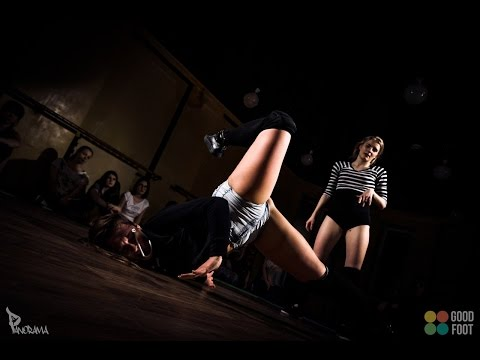 Баттлы по TWERK BOOTY DANCE в Good Foot Нижний Новгород Выход OKSANA FOX