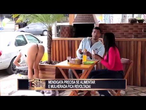 Top 7 Veja as melhores pegadinhas da mendiga gata no João Kleber Show