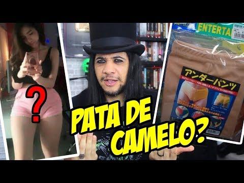 CALCINHA PATA DE CAMELO
