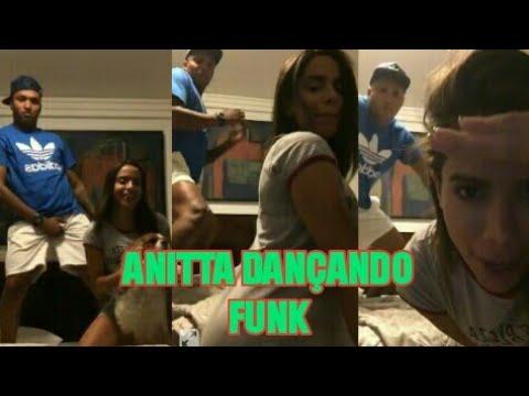 Anitta arrasa dançando funk em seu instagram