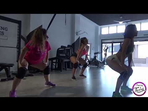 Clase Técnica de Twerk Y Booty Dance -- Yaiza Yobanna Canary Twerk