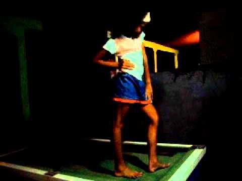 Dançarina Malukinha