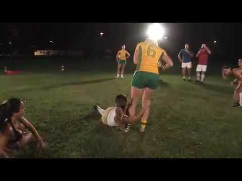 Pânico HD - Panicats e Sabrina no Rugby 29 03 2009