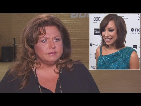 Abby Lee Miller Cheryl Burke Is Tough Enough To Replace Me on 'Dance Moms'