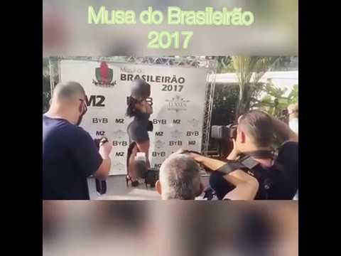 MUSA BRASILEIRÃO SAFADA GOSTOSA DE CALCINHA 2018
