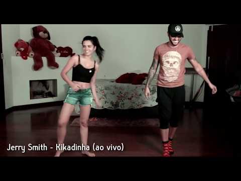 Lucas Lira e Sunaika Bruna dançando funk