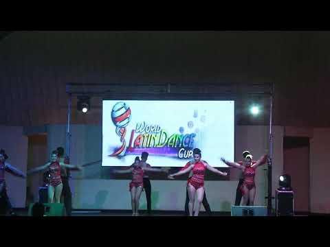 Ivan Larrosa - Ballet Wings 1 puesto WLDC Fsa Cat Grupo bachata cabaret pro
