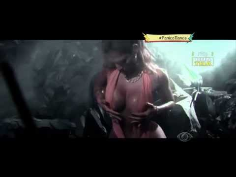 Clipe PANICATS versão ANACONDA Nicki Minaj - 28 09 14 - Pânico na Band