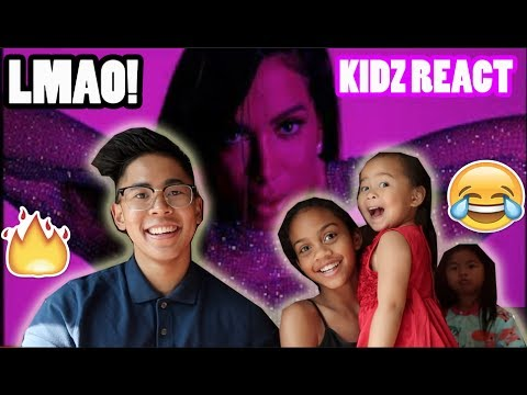 KIDS REACT TO Anitta - Goals MV REACTION GONE WRONG