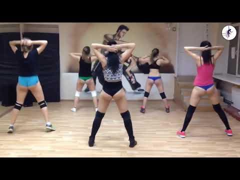 Best Twerk & Booty Sexy 5 Girls Team Dance Challenge