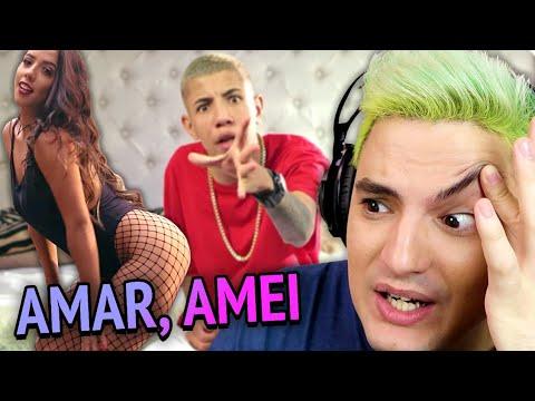 REAGINDO A AMAR AMEI - MC DON JUAN