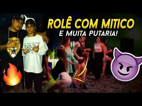 ROLÊ COM MITICO DJ & GOSTOSAS NO PALCO BAILE FUNK