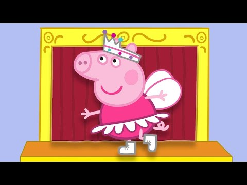 Peppa Pig Português Brasil - Balé Peppa Pig