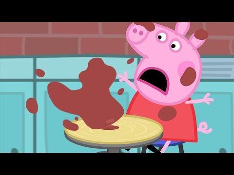 Peppa Pig Português Brasil - Poças De Lama Peppa Pig