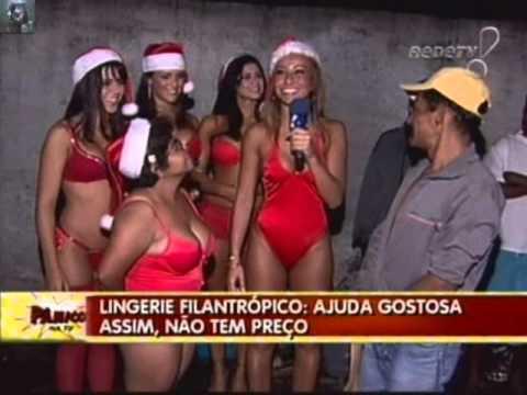 Pânico na TV - Sabrina Sato e Panicats no Natal