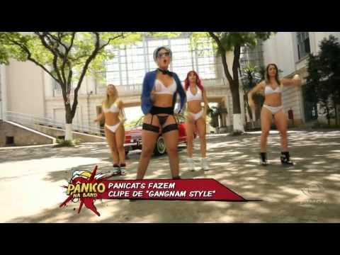 Gangnam Style Panicats