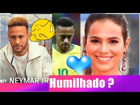 Neymar é humilhado por Bruna Marquezine após atriz curtir publicação zoando jogador