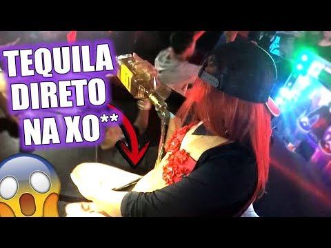 PECADORA DO FUNK DA SURRA DE BUNDA & TEQUILA DIRETO NA XO