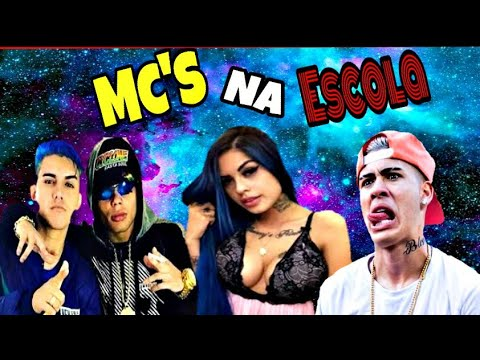 Mc'S NA ESCOLA Mc fioti Mc Tati zaqui Mc kevinho Mc Lan