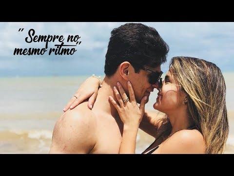 Lucas Veloso e Nathalia Melo - 1 ano de namoro