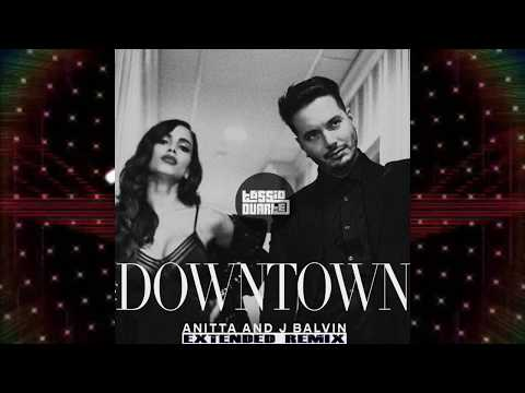 Anitta - Downtown ft J Balvin Dj Tássio Duarte Extended Remix