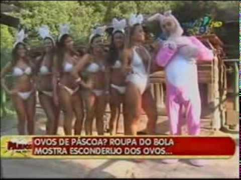 Pânico Na TV - Panicats - Prova Da Cenoura - 22 03 2008