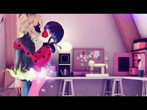 Sad Song Clipe romântico Versão Miraculous Ladybug